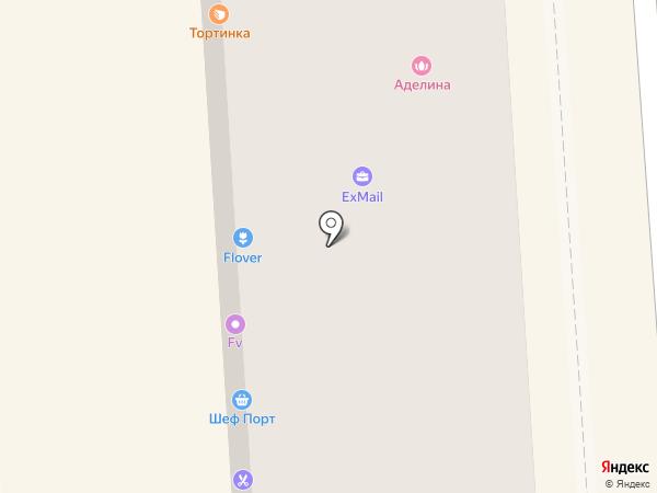 Южная оконная компания на карте