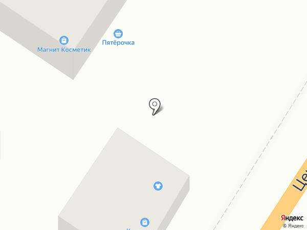 Пенная лавка на карте