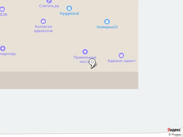 Интерпрайс на карте