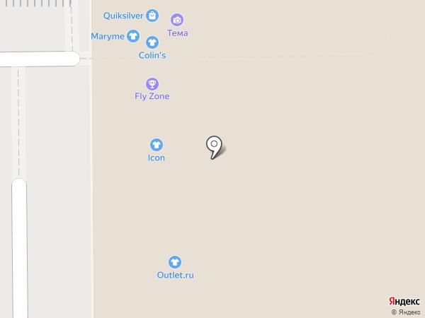 Сэндвич-бар на карте
