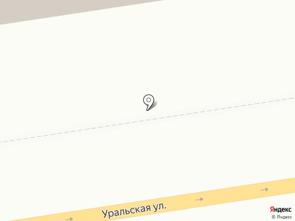 Электросклад на карте