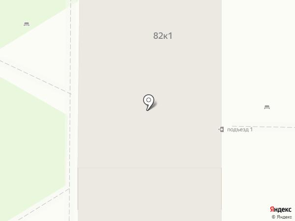 Конкорд на карте