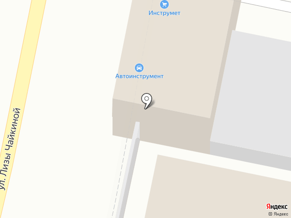 Юг-маркетинг на карте