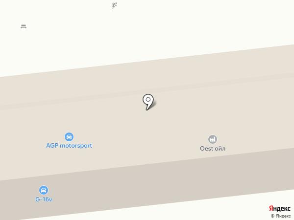 НАВИ-Авто на карте