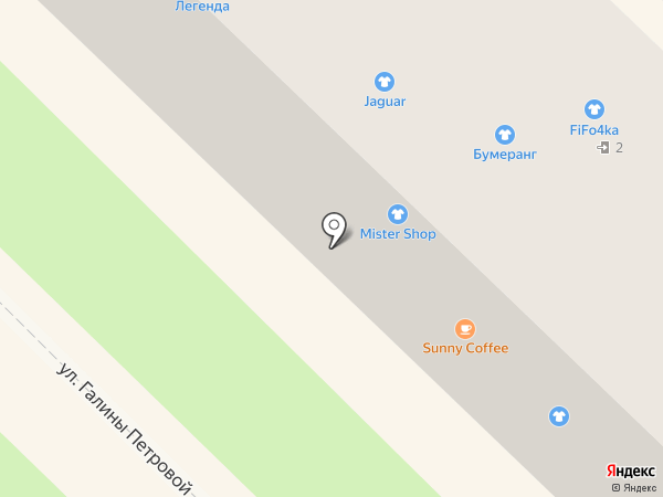 Fifo4ka на карте