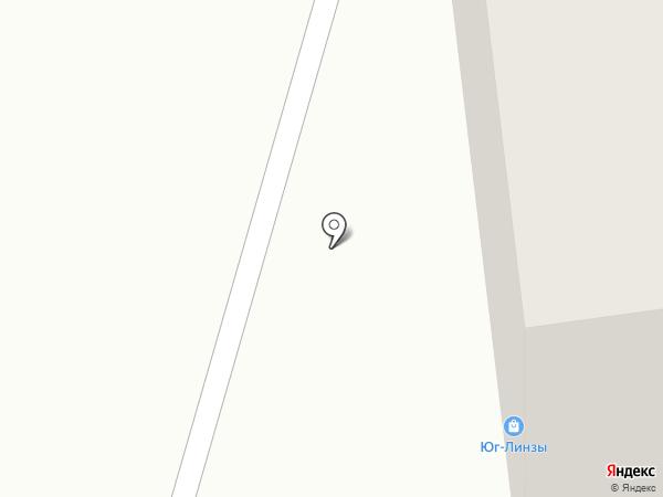 ТрансСтрой на карте