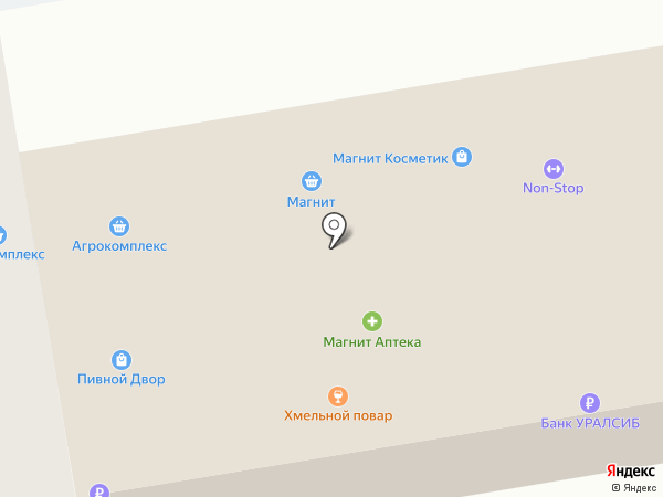 Бульбулька на карте