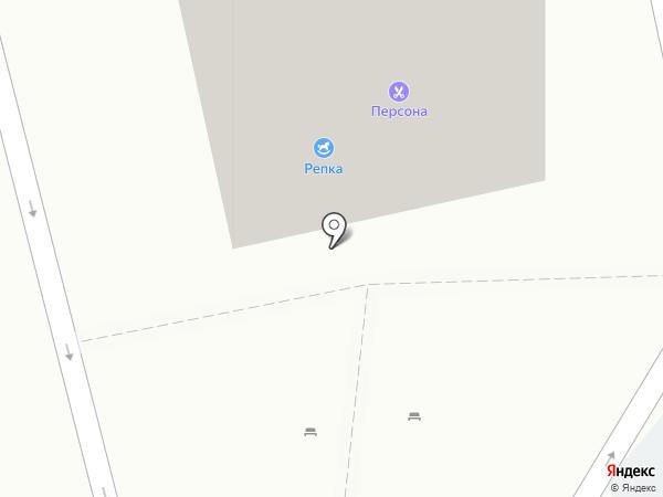 Лемаргус на карте
