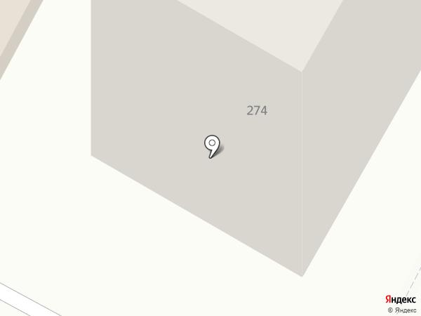 Тортьяна на карте