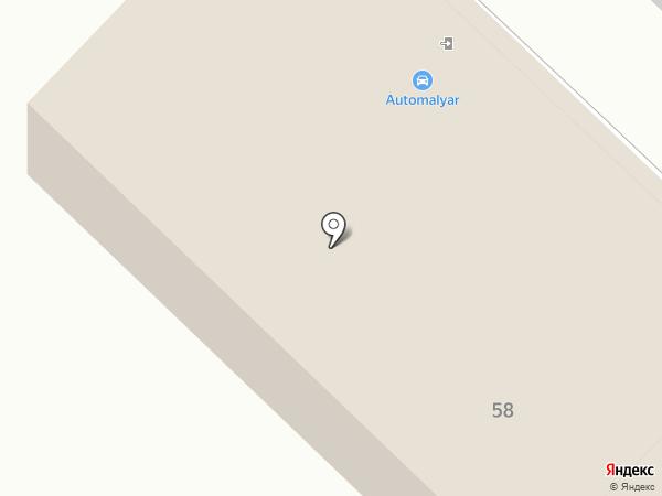 Оппозит Моторс на карте