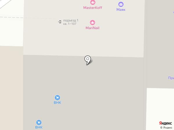 hitNail на карте