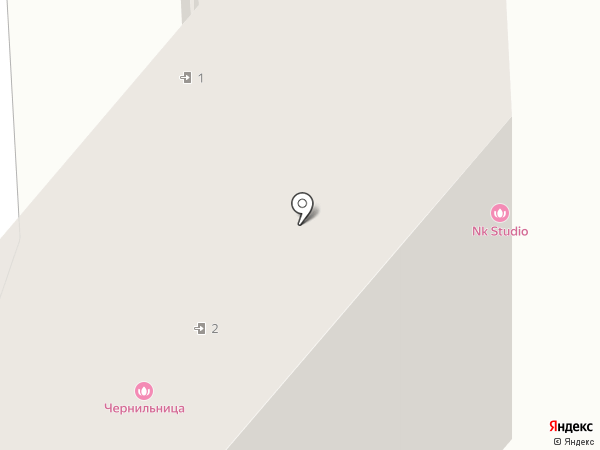 Nk studio на карте