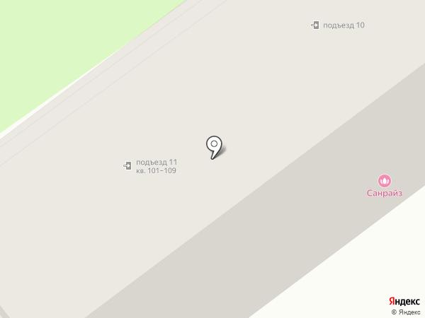 Стоматологическая дорожная поликлиника на карте