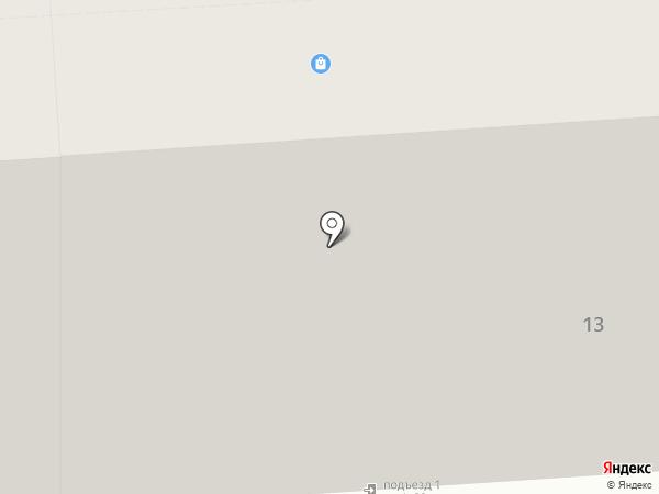 Славное на карте