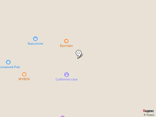 Yota.ru на карте
