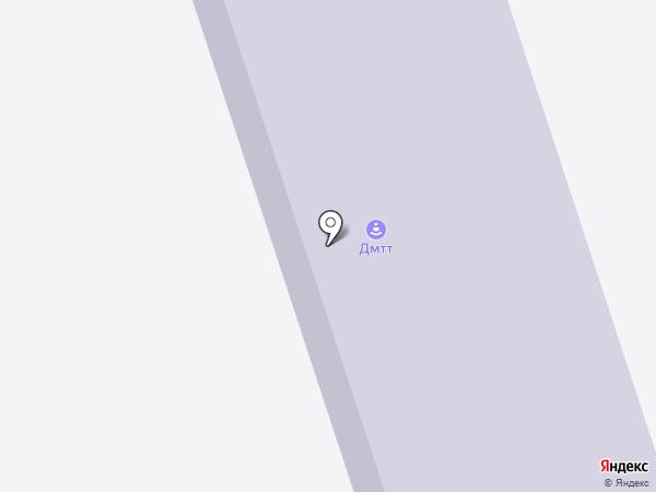 Динской механико-технологический техникум на карте