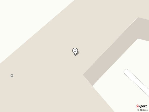 Пожарная часть Центрального района на карте