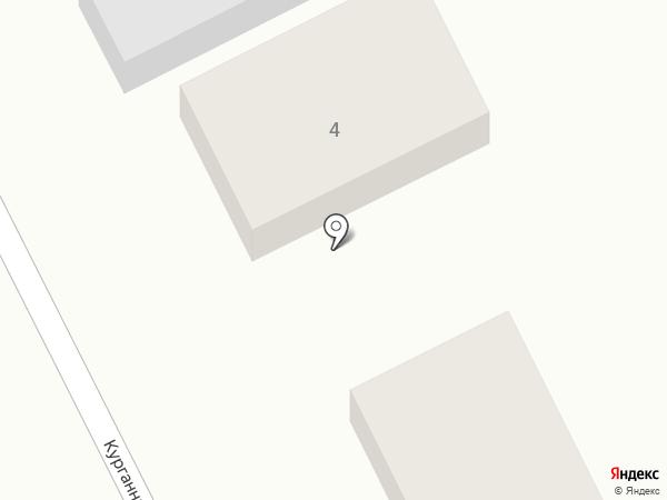 Центр утилизации и переработки на карте