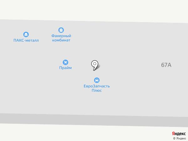 TSI-AUTO на карте