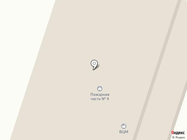 3 отряд ФПС по Воронежской области на карте