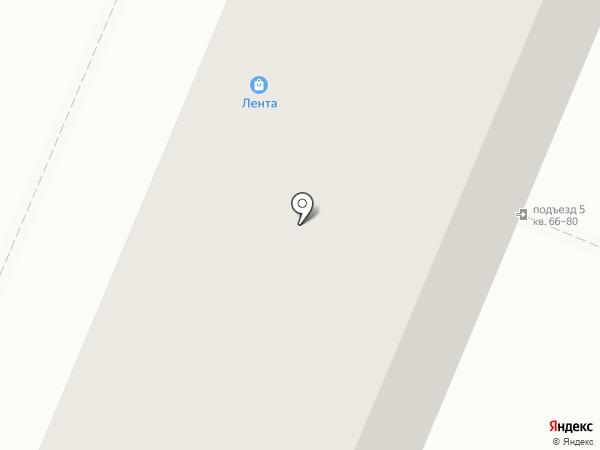 Знакомая аптека на карте
