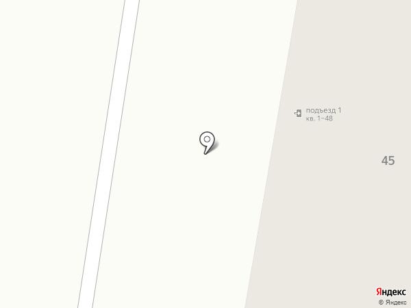 Мелисса на карте