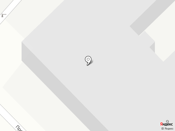Воронеж-Полимер на карте