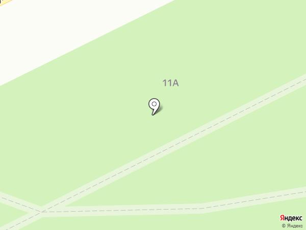 Сомовская на карте