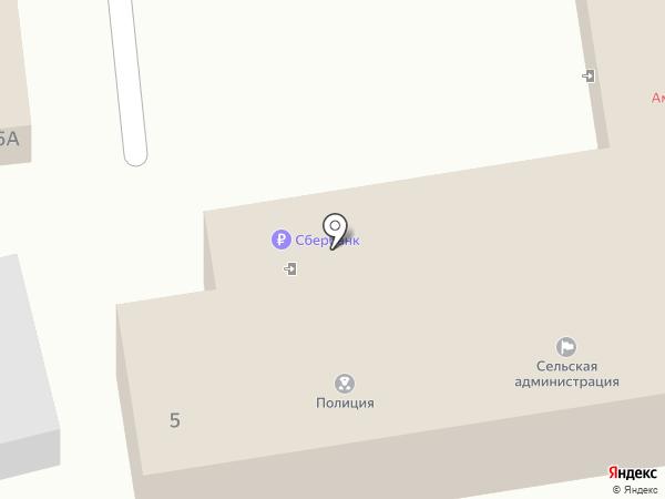 Администрация Бабяковского сельского поселения на карте