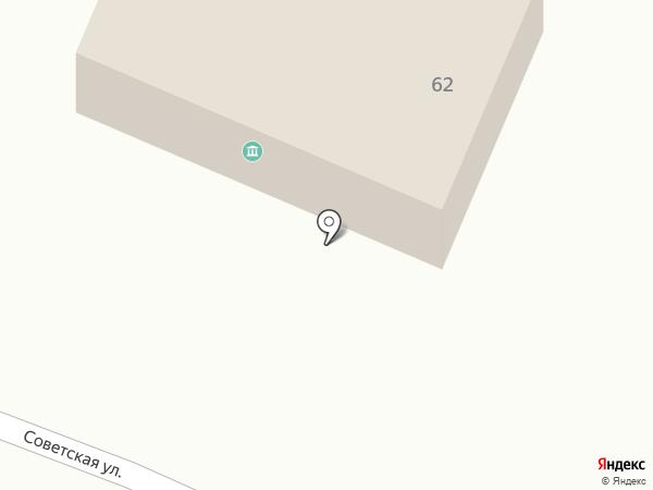 Сельский клуб на карте