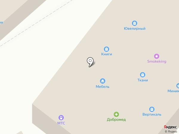 Мебелькоопторг на карте