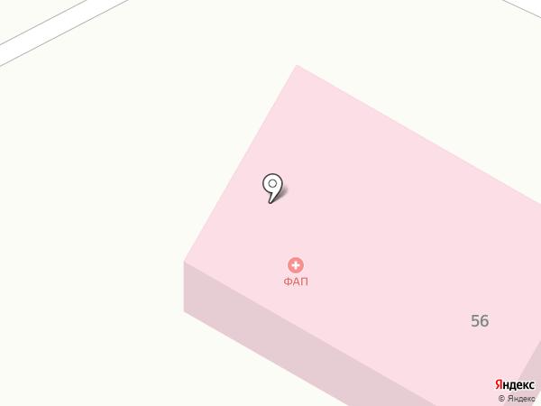 Медпункт на карте