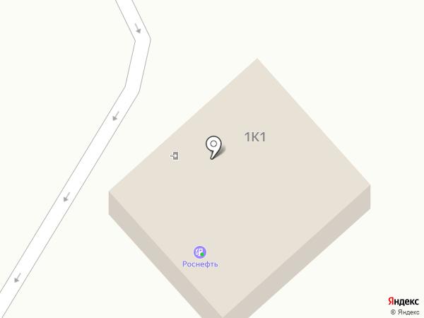 АЗК на карте