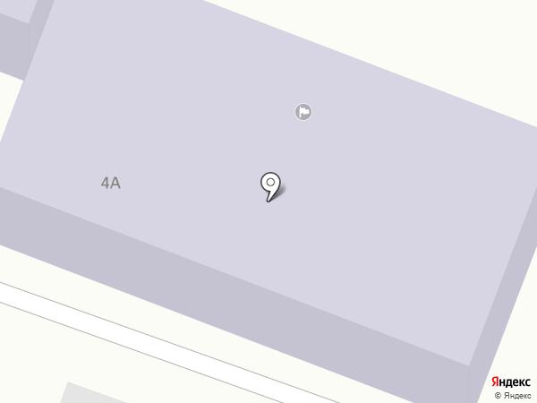 Межпоселенческая библиотека на карте