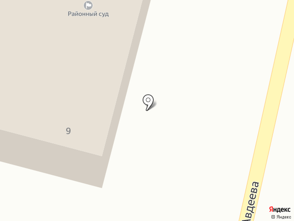 Новоусманский районный суд на карте