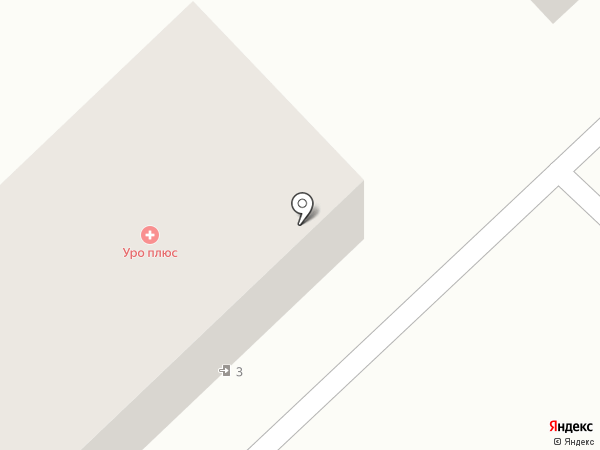 Уро+ на карте