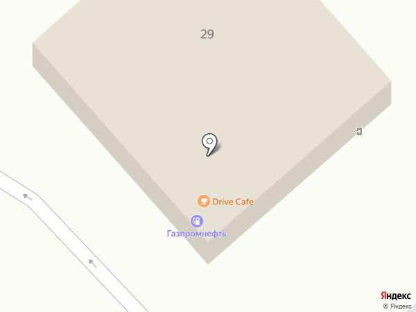 АЗС Руспетрол на карте