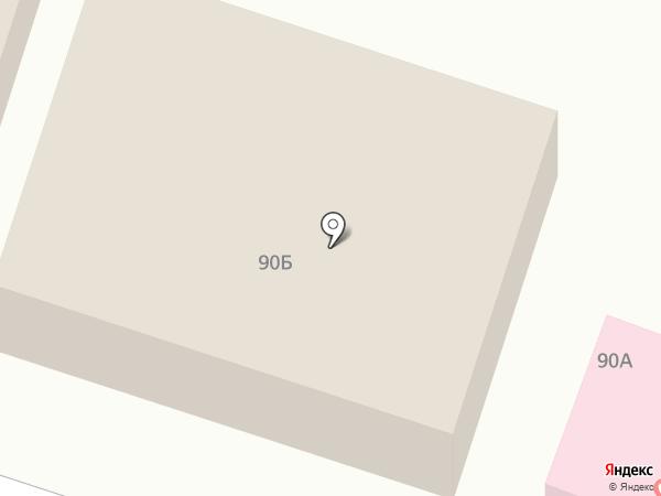 555 на карте