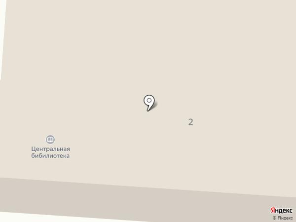 Отдел Военного комиссариата Рязанской области по Рыбновскому району на карте