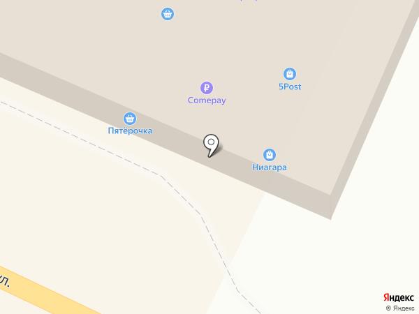 Центр-Тур на карте
