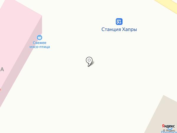 Ахтамар на карте