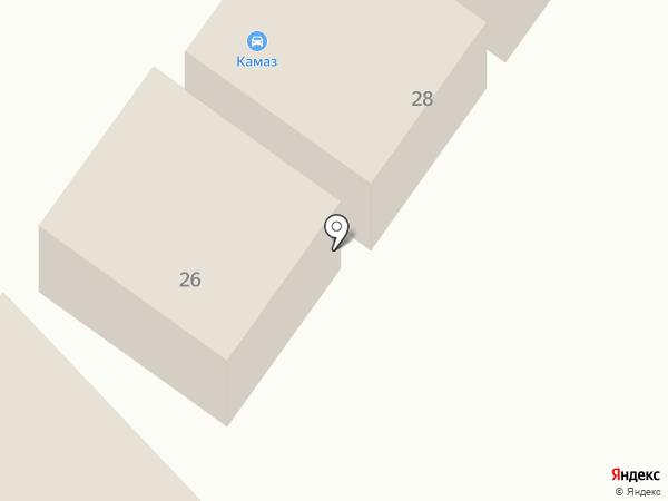 Детский сад №5, Звездочка на карте