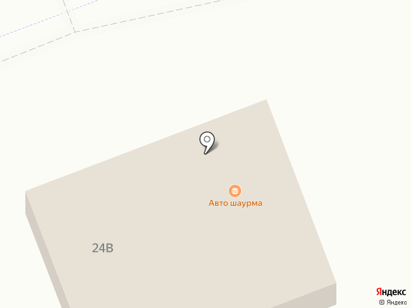 Авто шаурма на карте
