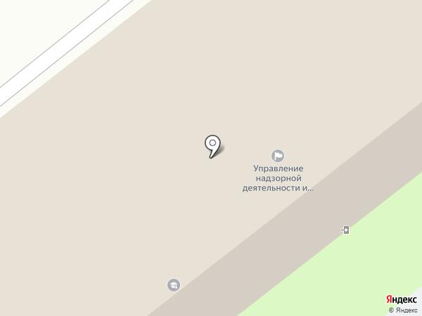 Государственный противопожарный надзор г. Липецка на карте