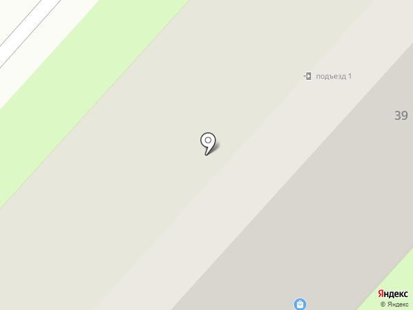 Нью-Дент на карте