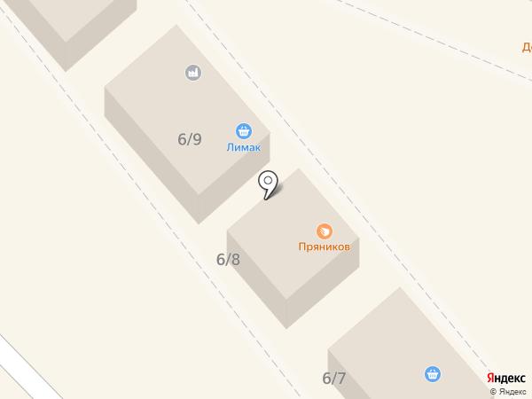 Липецкий бройлер на карте