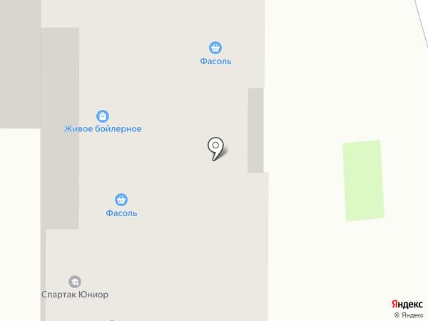Трапезная на карте