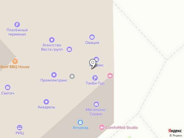 Бухгалтер Проф Липецк на карте