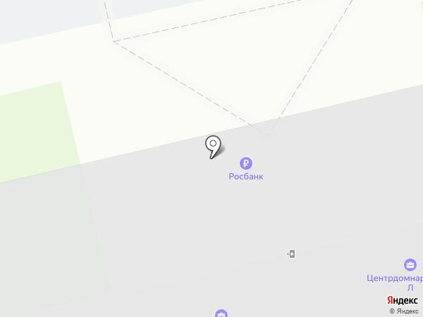Вторчермет на карте