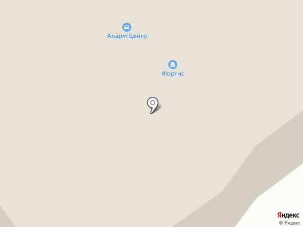 Рязань-Лада на карте